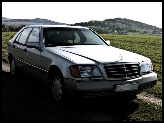 MB500 Kopia - Mercedes-Benz S500 SEL W140 '91