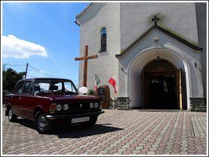1a 300x225 - Samochód do ślubu Bielsko-Biała Polski Fiat 125p