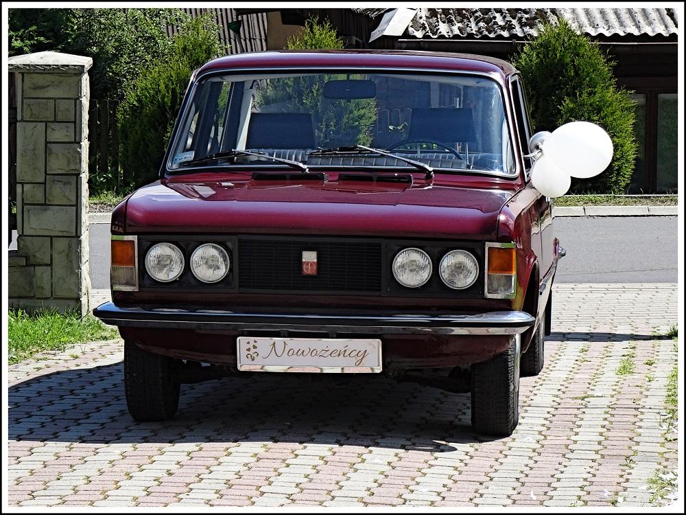 3a - Polski Fiat 125p '77