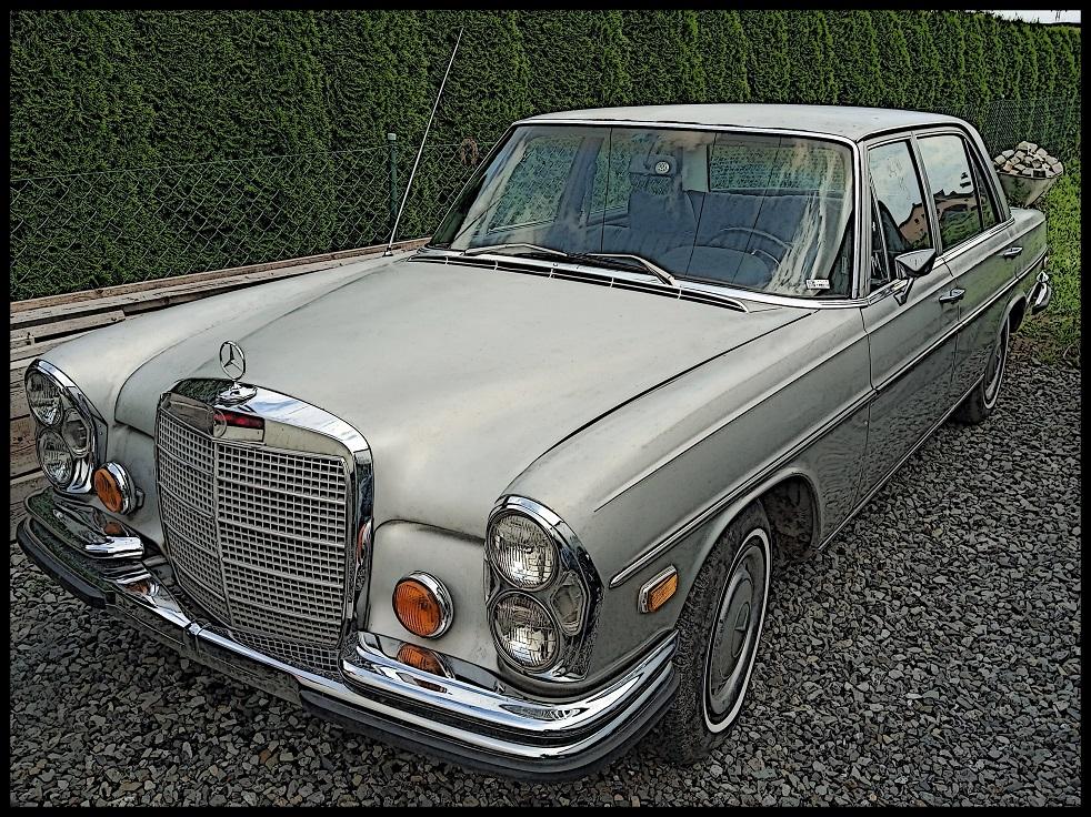 MeBew108 - Mercedes-Benz W108 280 SEL 4,5l '72
